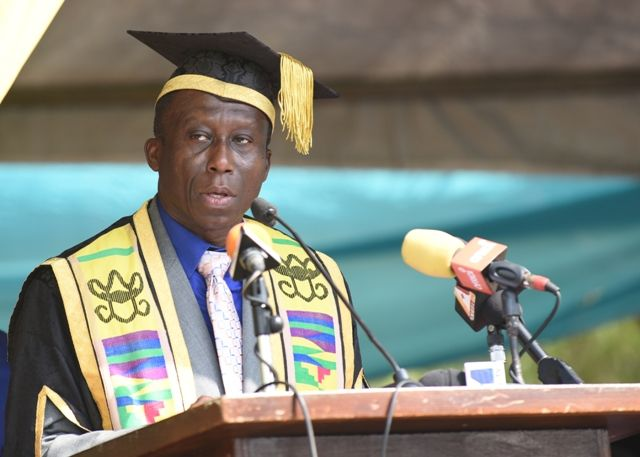 Address By The Vice Chancellor Of University Of Ghana, Legon